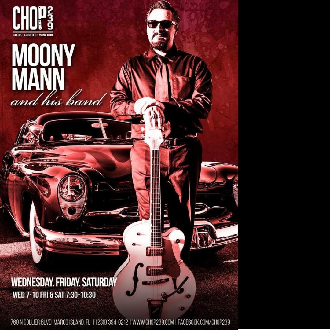 Moony mann