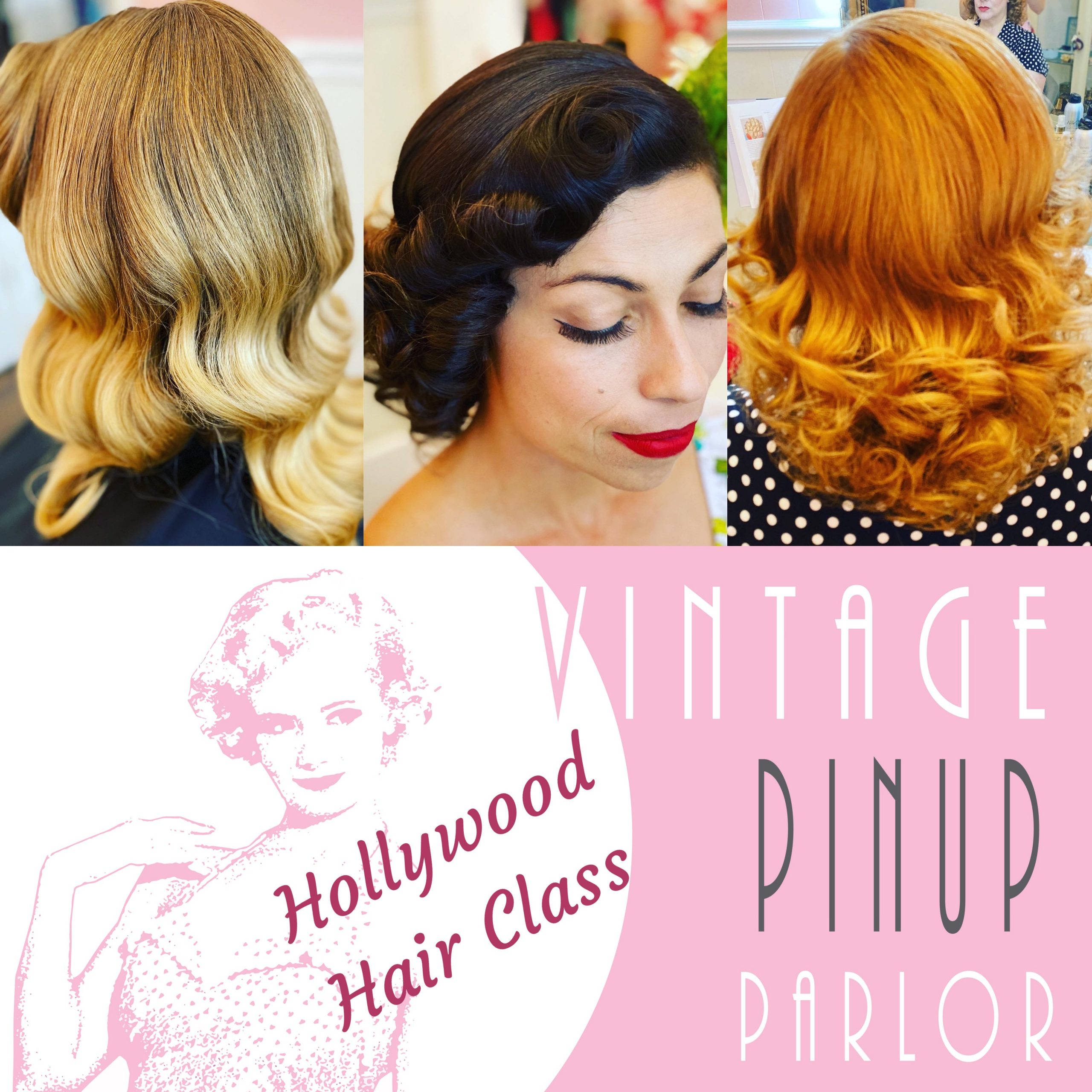 Vintage Pin Up Parlor